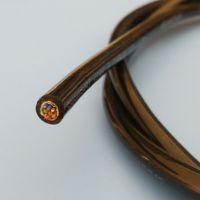 户外使用抗寒耐低温防冻网线 耐折超五类屏蔽网线电缆