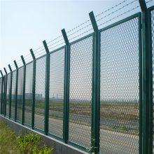 单位绿地护栏网 双边丝护栏网 栅栏围栏