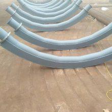 广州电厂送粉耐高压耐磨陶瓷片弯头生产厂家