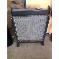 潍坊天和K4100ZD/k4100D30kw柴油发电机组水箱散热器厂家直销
