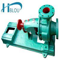 耐高温热水循环泵IS80-65-125农田灌溉增压供水泵循环泵