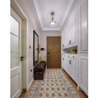 【山水装饰】家居空间必备——玄关鞋柜设计