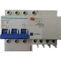 正泰剩余电流动作断路器,漏电保护器,漏电空开DZ47LE-63 3P+N C60