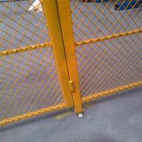 巨人施工场地隔离网,车间围栏网,仓库隔离网,多种样式围栏定做