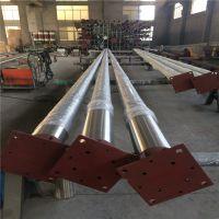 金裕 上海 泰州 戴南不锈钢旗杆、锥形户外广告旗杆生产厂家