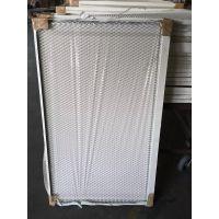 菱型铝网板价格 隔断铝网板包柱 铝制铝网板生产厂家