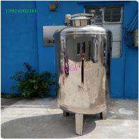 制药厂304不锈钢无菌纯水箱清又清立式不锈钢储存罐