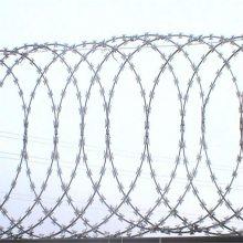 bto-22刀片刺绳 刺钢丝隔离栅 刺绳护栏图片