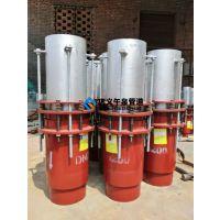 午泉 直销补偿器 供热专用热力套筒补偿器 型号安装说明碳钢