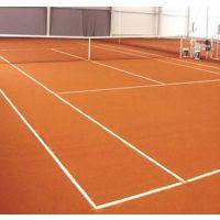 操场硅PU塑胶网球场工程的设计