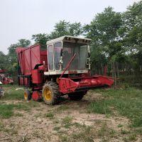 江苏靑储机厂家直销玉米秸秆收割机 象牙草粉碎回收机