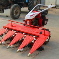 直销多功能小型水稻收割机 自走式牧草割晒机
