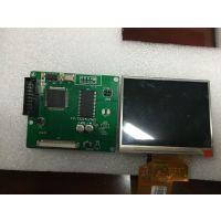 供应单片机彩色320*324LCD控制器 驱动板