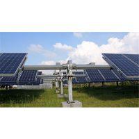 承接Q235跟踪式热镀锌光伏太阳能支架加工