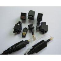OD4.0光纤音频线音响功放发烧数字连接线,方对方口连接