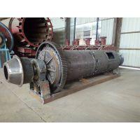 富威重工Φ1830×4500选矿球磨机 电耗小、产量高
