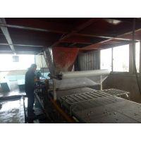 新型建筑墙体保温板设备,复合保温板设备生产线山东鲁辉专业生产