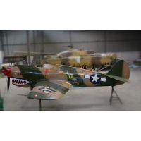 P-40战斗机模型