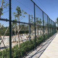 抱箍球场护栏网配件 珠海学校隔离网 广州围栏