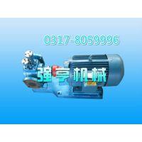 辽宁强亨机械RCB保温齿轮泵设计先进性能稳定