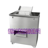 QR型鲜牛肉切片机,自动切肉丁丝机