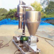 [都用]芝麻装卸吸粮机 55吨花生气力吸粮机 粮食装卸气力输送机