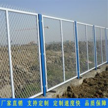海口三沙市政护栏厂家 规格可订做 三亚热镀锌军事区铁艺金属围墙护栏