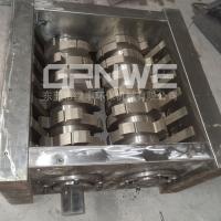GRNWE新款LDPE薄膜粉碎设备双轴撕碎机