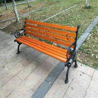 沧州志鹏供应靠背户外座椅 景区公园椅 实木长椅 小区防腐木休闲椅 厂家批发
