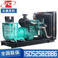 厂家直销300KW柴油发电机组低油耗东风康明斯6ZTAA13-G3