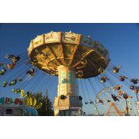 大型游乐场设备36座豪华飞椅户外大型游乐设备飓风飞椅/摇头飞椅