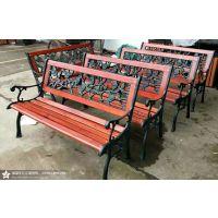 四川厂家定制公园椅子 实木公园椅 学校休闲椅 户外休闲椅 防腐椅子