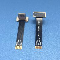 苹果公头无线充电器插头 T型-外露6.5mm Lightning无线充电接收头5P带数据传输