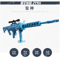 旅游景点气炮枪项目新型游乐气炮设备-雷神