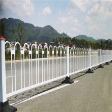 惠州交通车道分隔栏款式 京式人行道护栏价格 东莞机动车分隔护栏厂