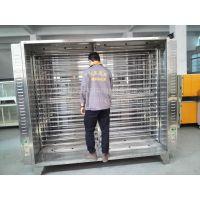 工业催化燃烧设备 废气处理工程设备万宏环保