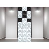 生产厂家批发直销3D墙板 PVC三维板厂家提供货源出口 支持外贸出口三维板一件代发