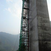 供应安全爬梯安装设计安全爬梯价格通达提供详情