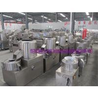 多用型土豆磨皮切条机 自动化土豆加工设备
