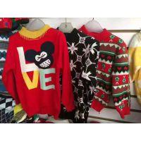 儿童毛衣批发厂家 义乌库存儿童毛线衣货源 15元模式
