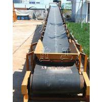 鄂州 轻型爬坡输送机 厂家推荐 有机肥料装卸输送机