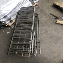 金聚进 热门推荐 雨水沟篦子304不锈钢盖板 密集型格栅钢格板 质优价廉