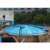 江苏林森玻璃钢拱形盖板厂家直销 污水盖板价格