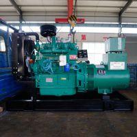 潍坊大量现货30kw40kw50kw100kw柴油发电机组 潍柴分厂30kw发电机柴油机