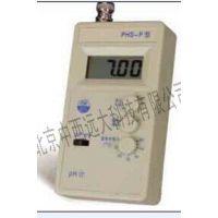 中西(LQS促销)便携式PH计 型号:PHS-P库号:M181755