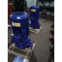 北京门头沟循环水泵 IRG50-125A 1.1KW 流量:11M3/H扬程:16M 众度泵业