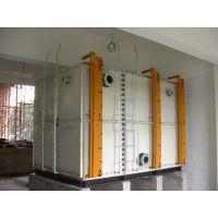 科能水箱厂家供应FRP玻璃钢水箱 出口尼日利亚