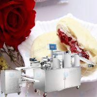 供应旭众XZ-15C酥饼机全自动 酥饼机生产线 做千层饼的机器