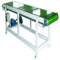 兴亚专业定做山西 PVC食品带传送机 饮料装袋流水线作业 不锈钢结构工作台带式输送机