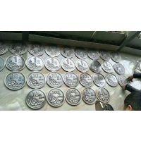 浮雕古铜色1亿银币铝单板台面摆景 【德普龙品牌】合作厂家